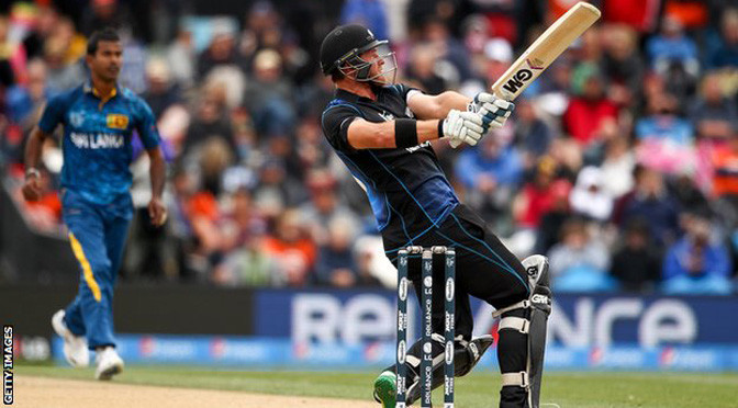 Cricket World Cup: New Zealand beat Sri Lanka in opener