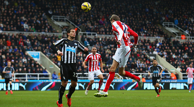 Premiership: Newcastle 1-1 Stoke