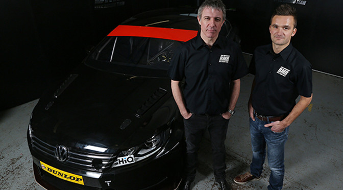 BTCC: Colin Turkington and Jason Plato to race BMR Volkswagens