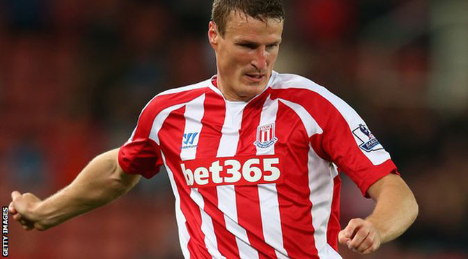 Premiership: Leicester City sign defender Robert Huth on loan from Stoke City
