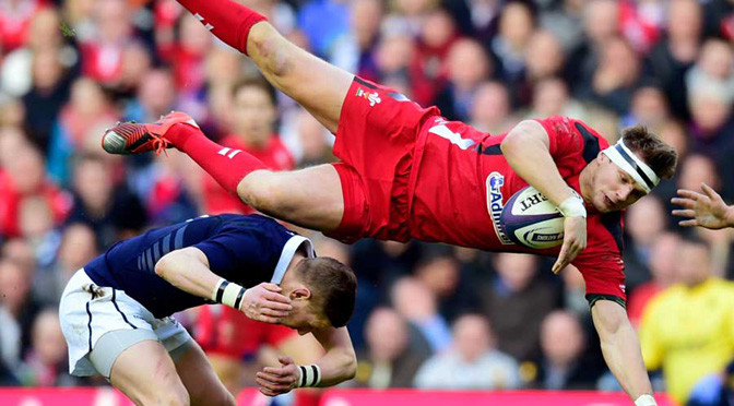 Six Nations: Scotland 23-26 Wales