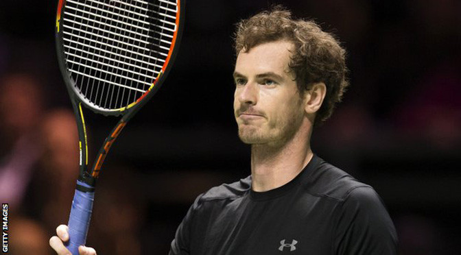 Tennis: Andy Murray loses to Gilles Simon in Rotterdam quarter-final
