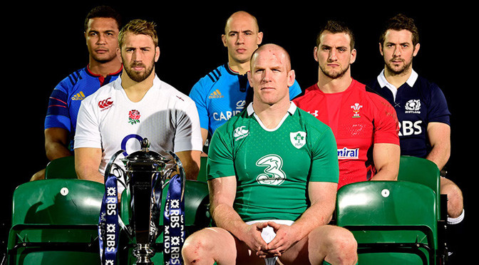 Six Nations: Italy v Ireland