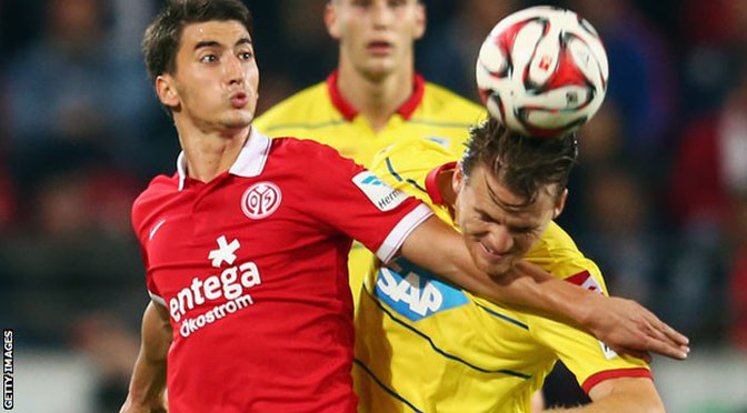 Premiership: Southampton sign Benfica midfielder Filip Djuricic on loan