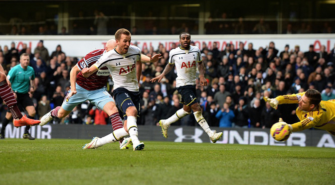 Premiership: Spurs 2-2 West Ham