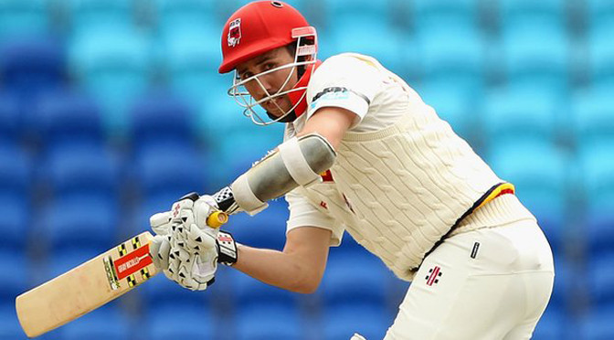 Cricket: Somerset sign Netherlands batsman Tom Cooper for 2015