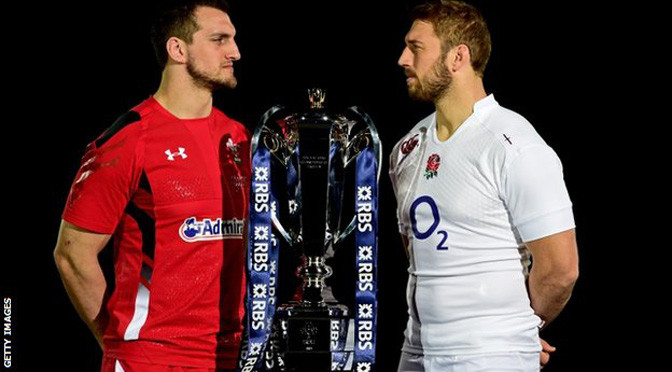 Six Nations: Wales v England
