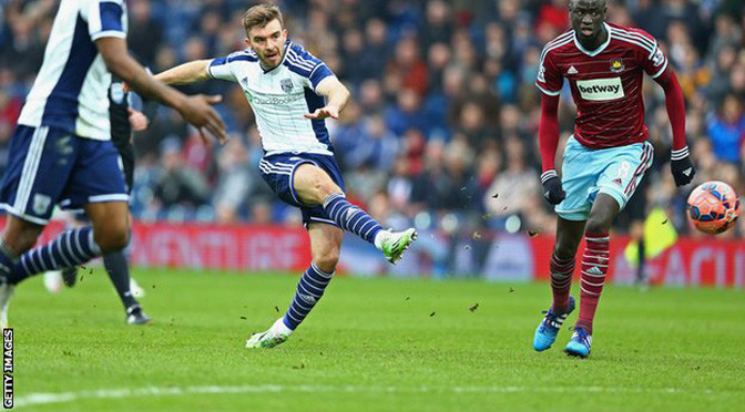 FA Cup: West Brom 4-0 West Ham