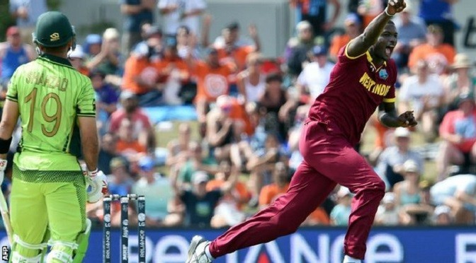 Cricket World Cup: West Indies beat Pakistan by 150 runs