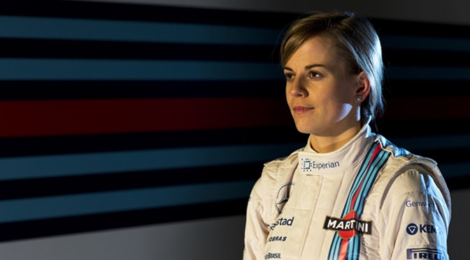 F1: Susie Wolff to drive new Williams car on first day of Barcelona testing