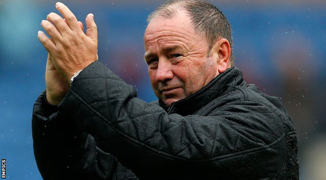 League 1: Yeovil manager Gary Johnson sacked
