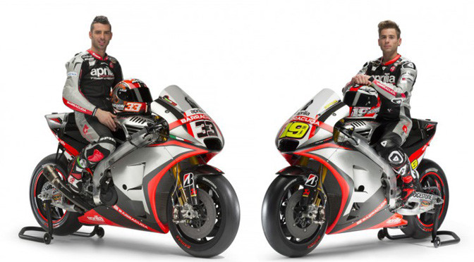 MotoGP: Aprilia makes return with Factory team launch