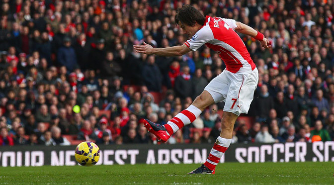Premiership: Arsenal 2-0 Everton
