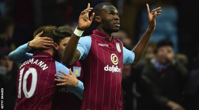 Premiership: Aston Villa 2-1 West Brom