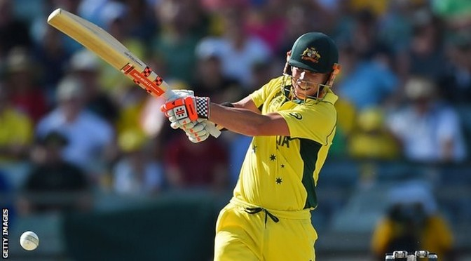 Cricket World Cup: Australia post World Cup record score in win over Afghanistan