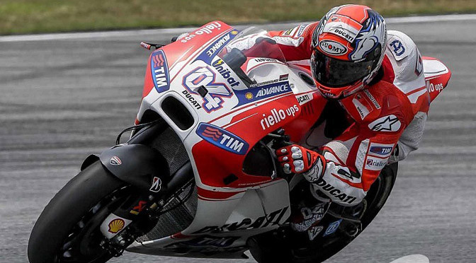 MotoGP: Qatar Test, Day 2: Dovizioso edges out Marquez