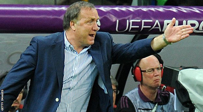 Premiership: Sunderland appoint Dick Advocaat as Black Cats boss