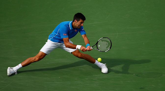Indian Wells: Djokovic beats Federer to claim fourth title