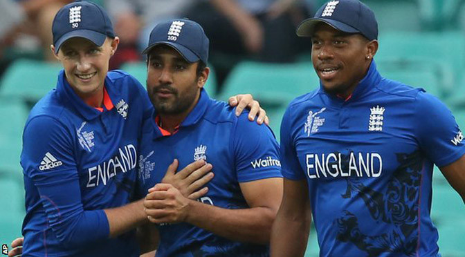 Cricket World Cup: England bow out with nine-wicket win