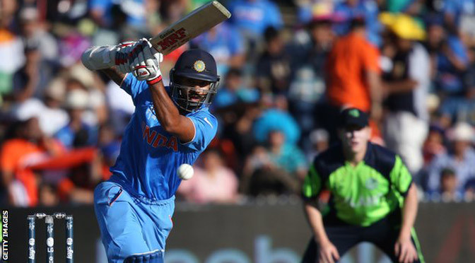 Cricket World Cup: Ireland dealt qualification blow by India