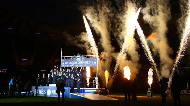 Six Nations: Ireland win title from England & Wales