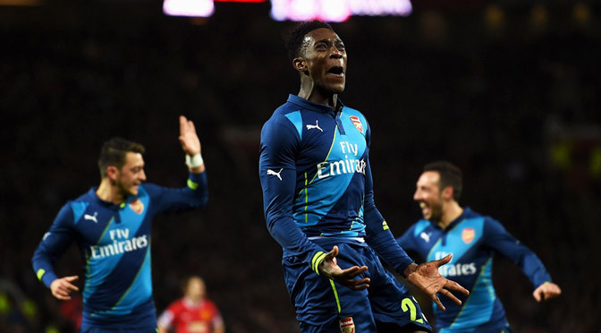 FA Cup: Man Utd 1-2 Arsenal