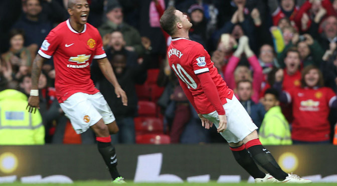 Premiership: Man Utd 3-0 Spurs