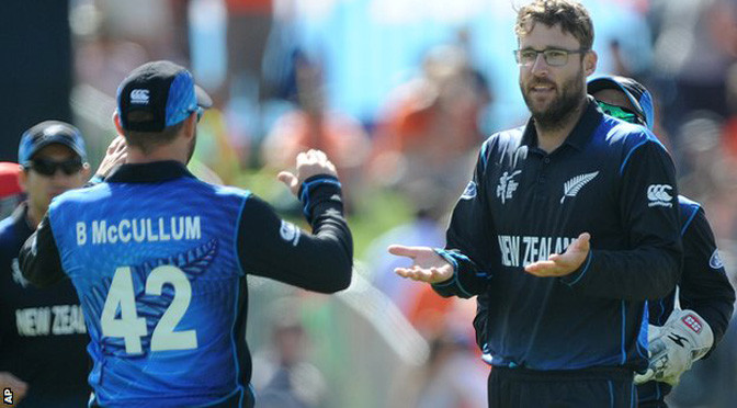 Cricket World Cup: New Zealand beat Afghanistan