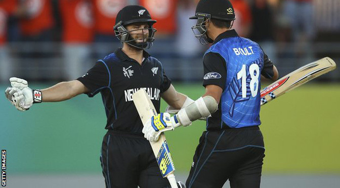 Cricket World Cup: New Zealand beat Australia by one wicket