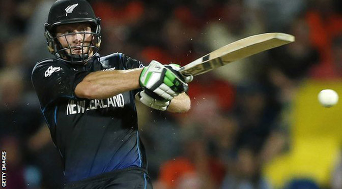 Cricket World Cup: Unbeaten New Zealand defeat Bangladesh