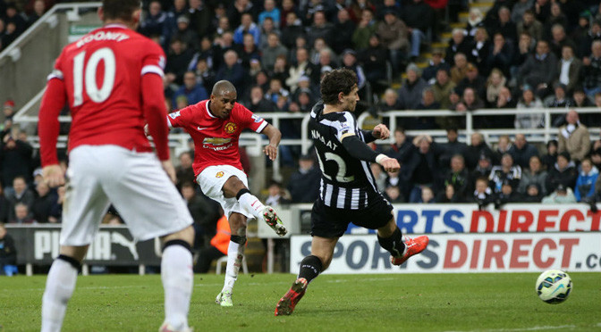 Premiership: Newcastle 0-1 Man Utd