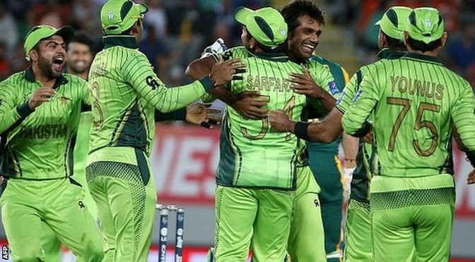 Cricket World Cup: Pakistan beat South Africa in thriller