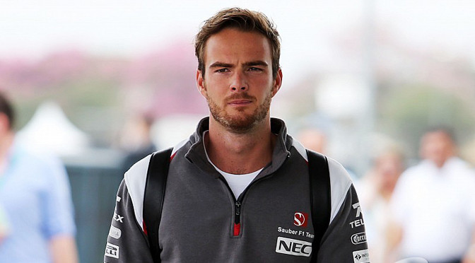 F1: Van der Garde and Sauber set to reach financial settlement