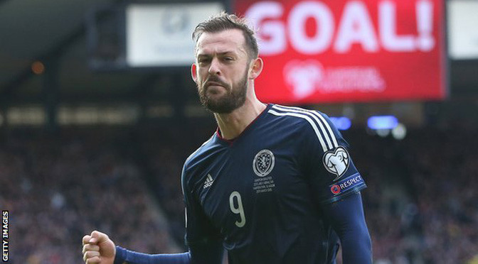Euro 2016 Qualifier: Scotland 6-1 Gibraltar
