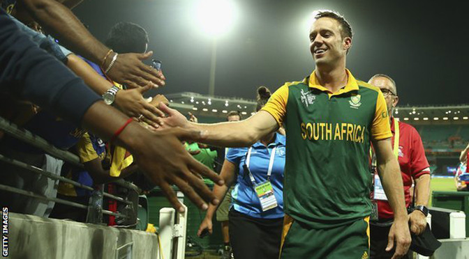 Cricket World Cup: South Africa ease into semi-finals