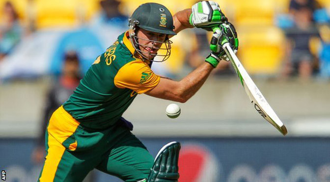 Cricket World Cup: South Africa ease into quarter-finals