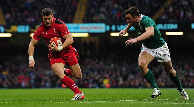 Six Nations: Wales 23-16 Ireland