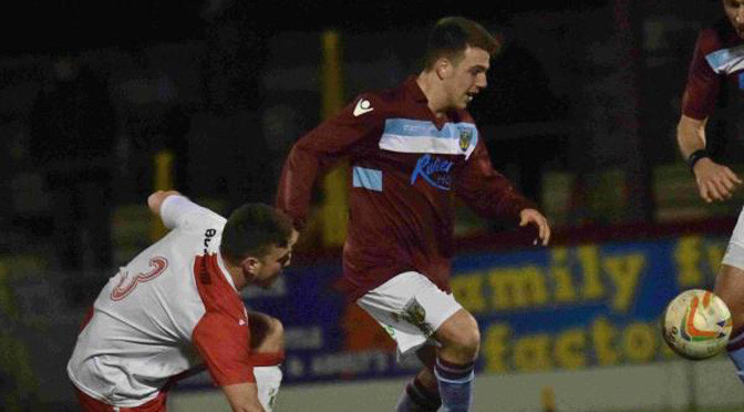 Dorset Senior Cup: Weymouth 3-2 Poole