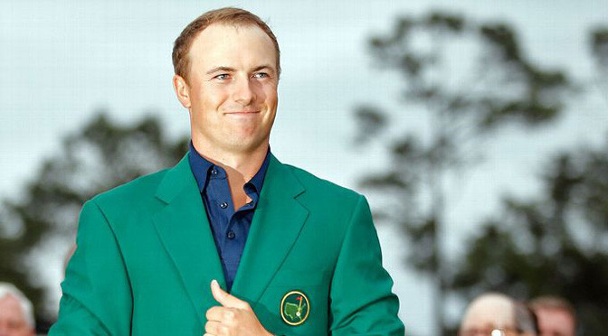 Masters: Jordan Spieth wins first major with dominant display