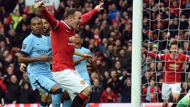 Premiership: Man Utd 4-2 Man City