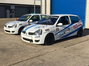 Able Heath Motorsport 2015 line up