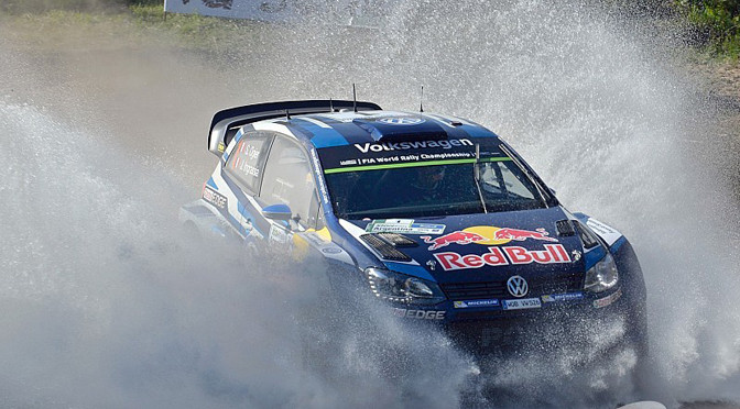 WRC: Ogier's hopes dashed on Rally Argentina