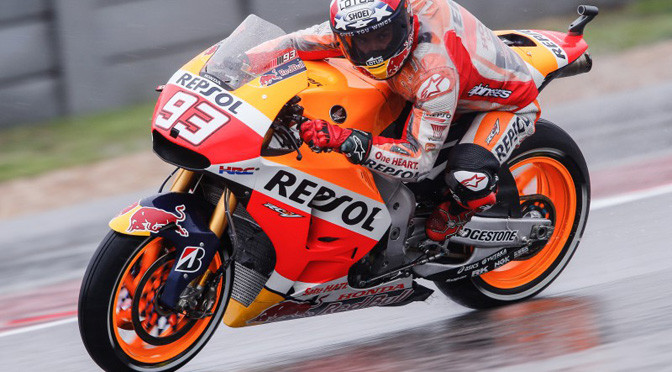 MotoGP: Marc Marquez shows he is still the man to beat in Austin